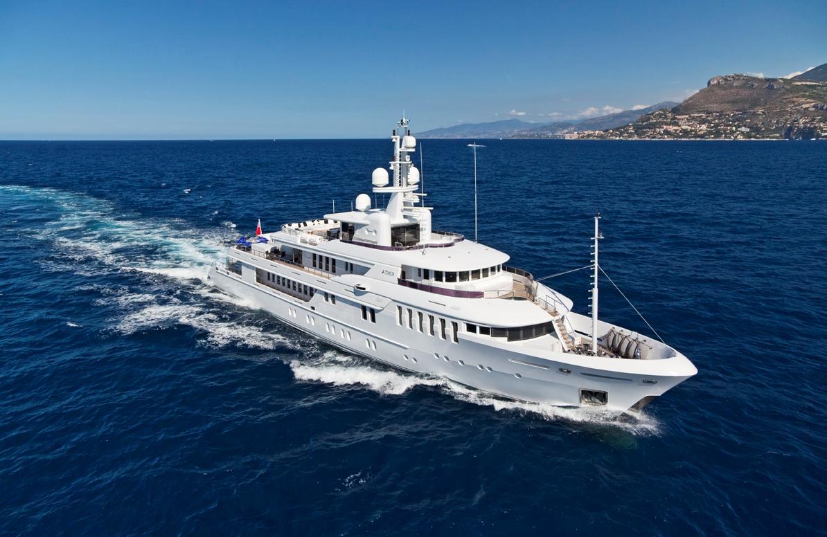 Motor yacht KINTA -  Main