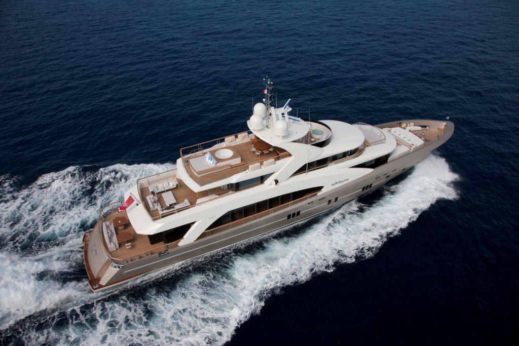 Motor yacht LA PELLEGRINA -  Main