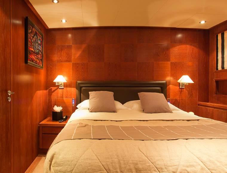 Motor yacht LEILA LINA -  Double Cabin