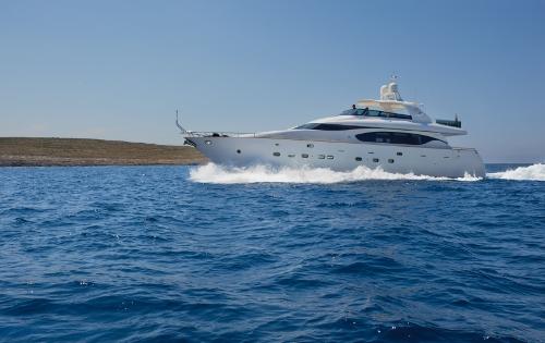 Motor yacht MEME -  Profile