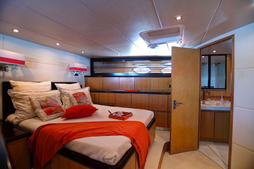 Motor yacht MIA -  VIP Cabin