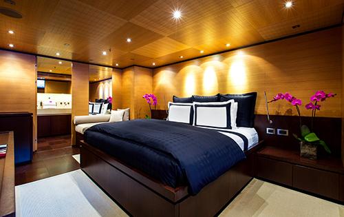 Motor yacht MISCHIEF - Master suite 2
