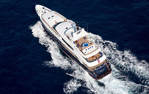 Motor yacht MISCHIEF - Yacht