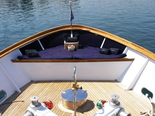 Motor yacht MONACO -  Forepeak