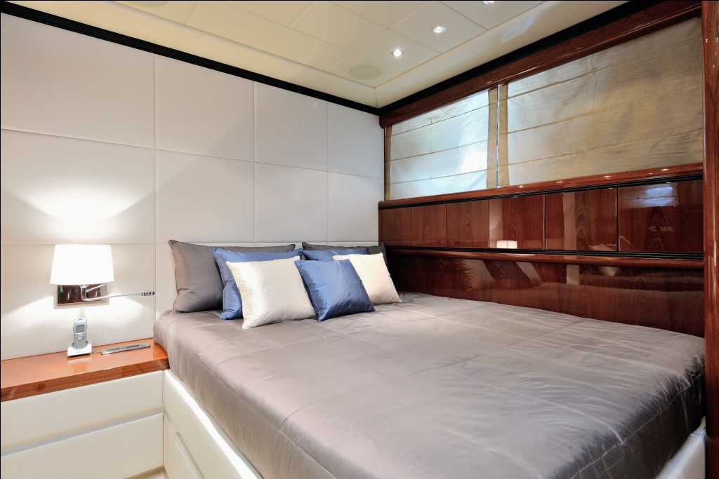 Motor yacht MOSKING - Guest Cabin