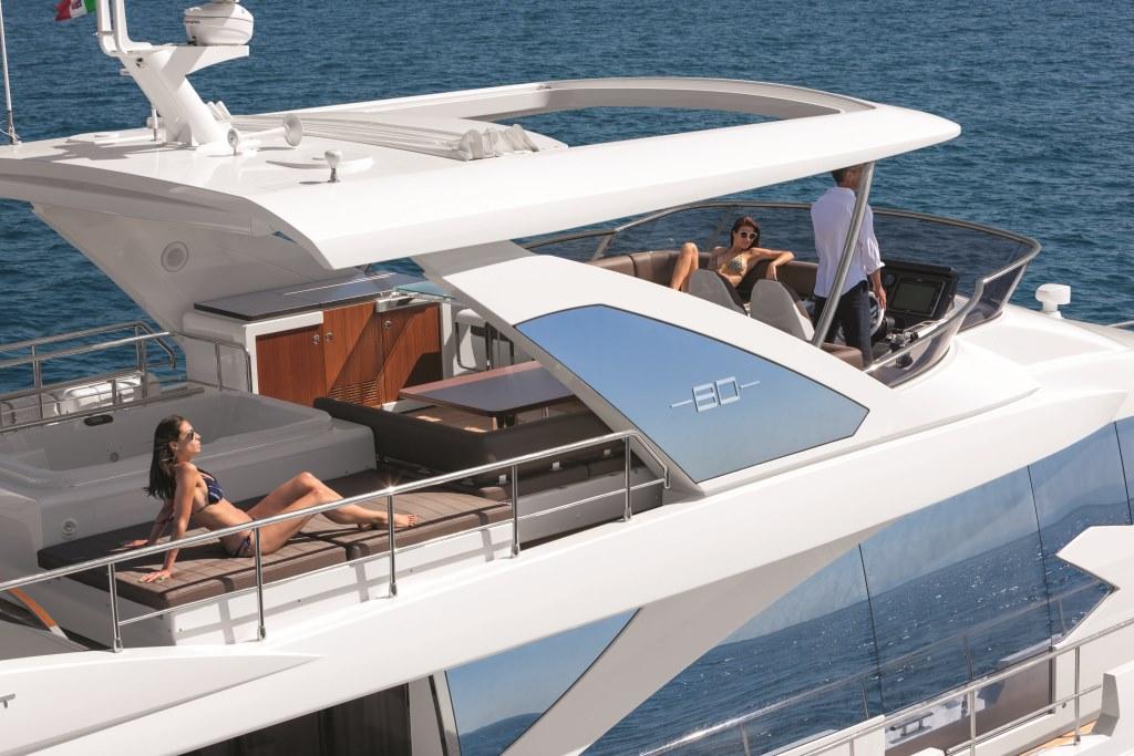 Motor yacht NORTH STAR - Flybridge