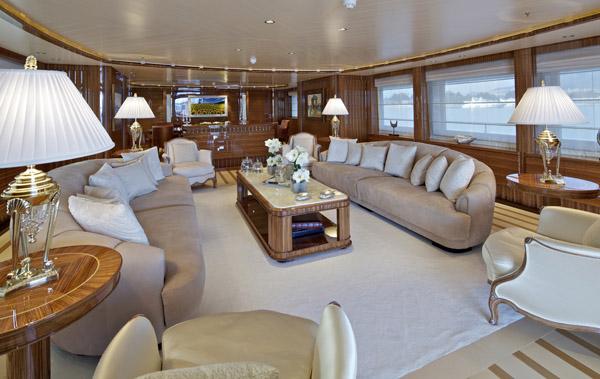 Motor yacht ORAMA -  Main Salon 2