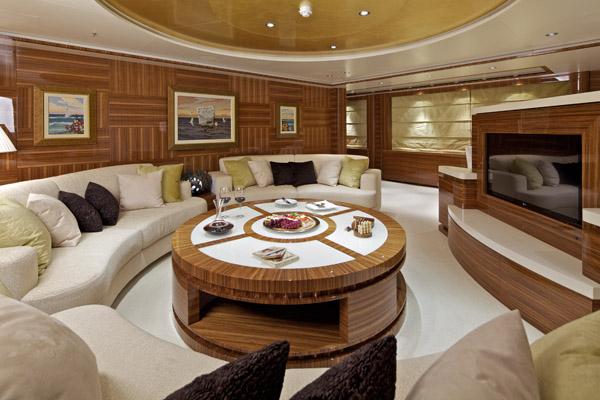 Motor yacht ORAMA -  Upper Salon