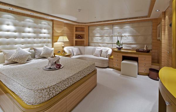 Motor yacht ORAMA -  VIP Cabin
