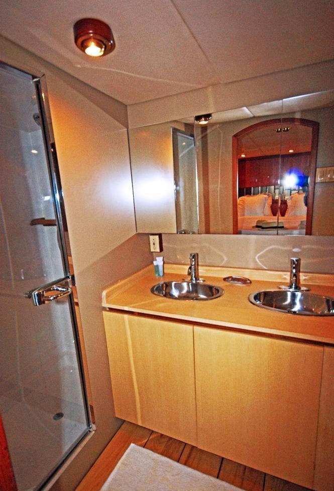 Motor yacht PIXEL -  VIP Cabin Ensuite