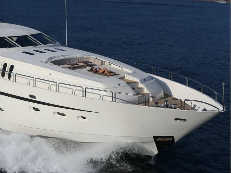 Motor yacht PLAN B - Cruising