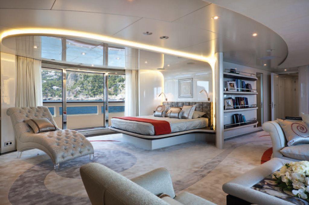 Motor yacht Quinta Essentia - Master Cabin