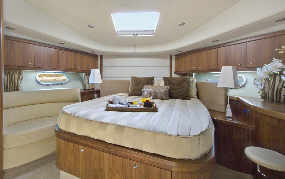 Motor yacht SAMAKANDA -  VIP Cabin