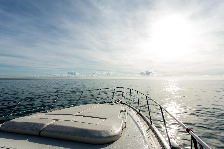 Motor yacht SAPORE DI SALE - Foredeck Sunpads