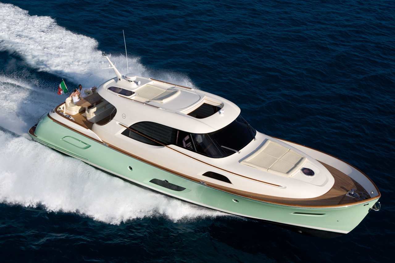 Motor yacht SEA PASSION -  Main