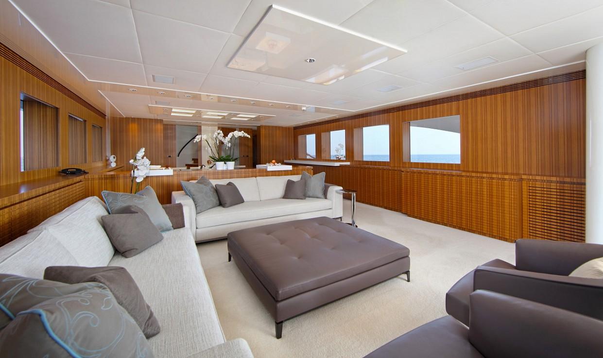 Motor yacht SEA SHELL -  Main Salon