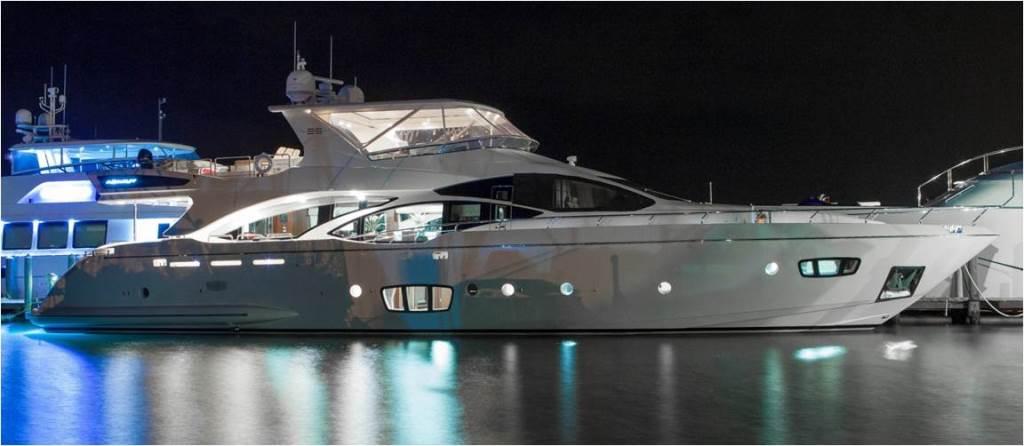 Motor yacht SORRIDENTE - Main shot