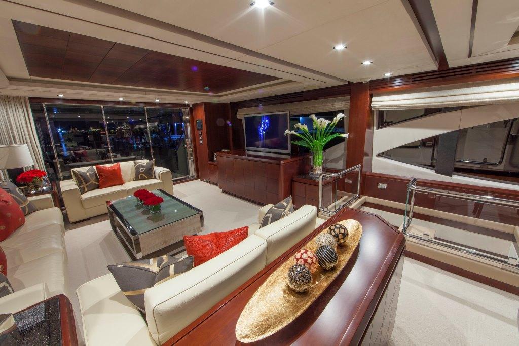 Motor yacht SORRIDENTE - Salon