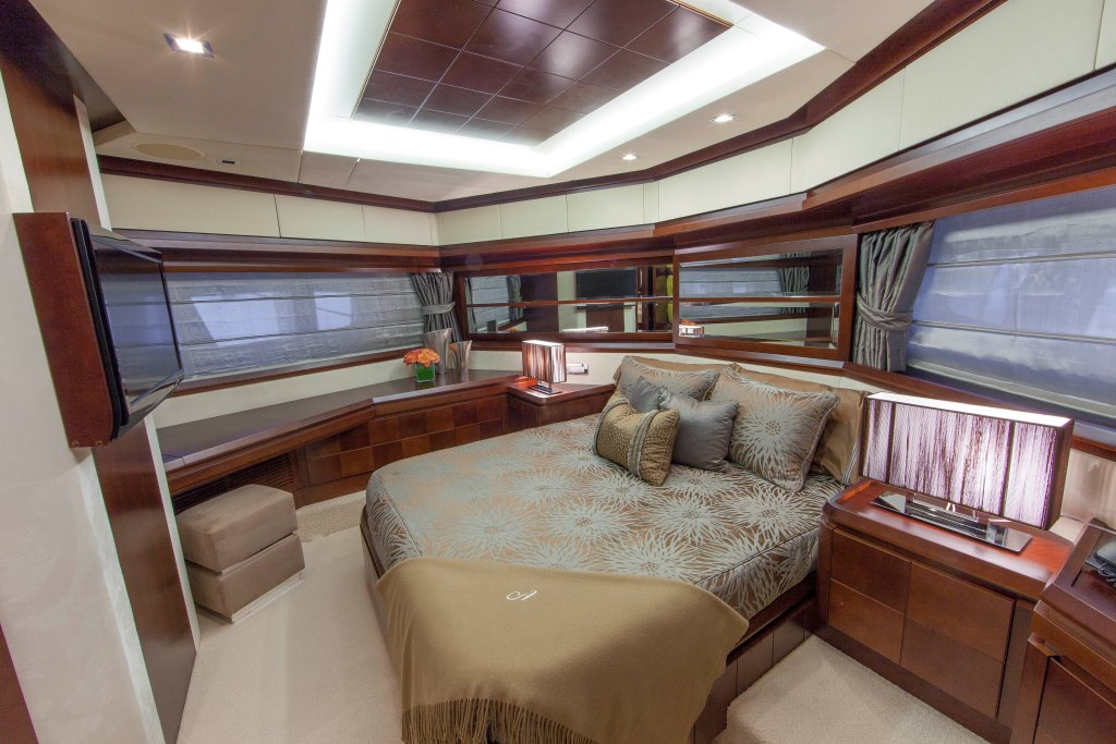 Motor yacht SORRIDENTE - VIP cabin