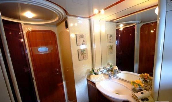 Motor yacht SPLENDIDO -  Bathroom