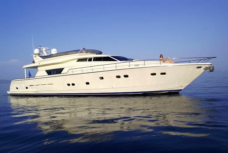 Motor yacht SPLENDIDO -  Main