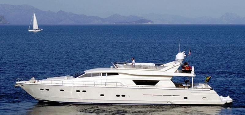 Motor yacht SPLENDIDO -  Profile