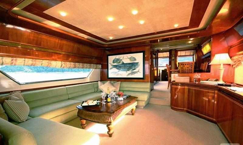 Motor yacht SPLENDIDO -  Salon