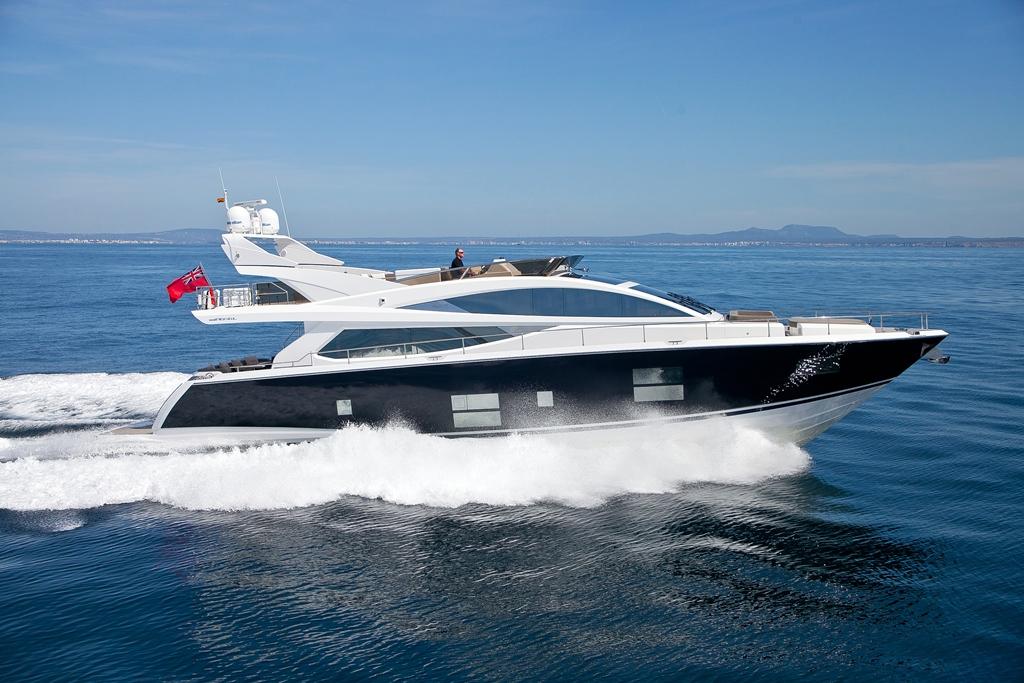 Motor yacht SUMMER BREEZE - Main