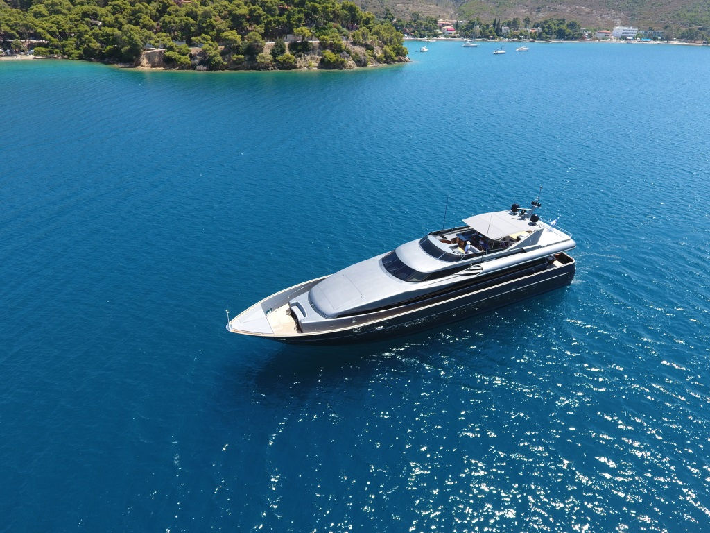 Motor yacht SUMMER DREAMS - Yacht
