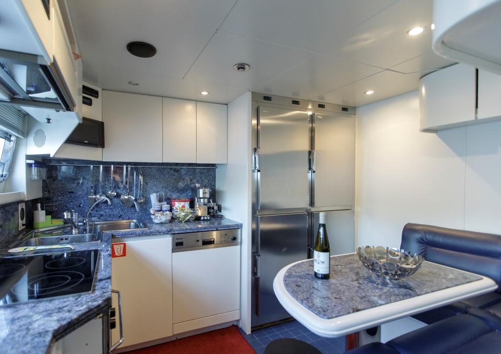 Motor yacht Sea Jaguar -  Galley