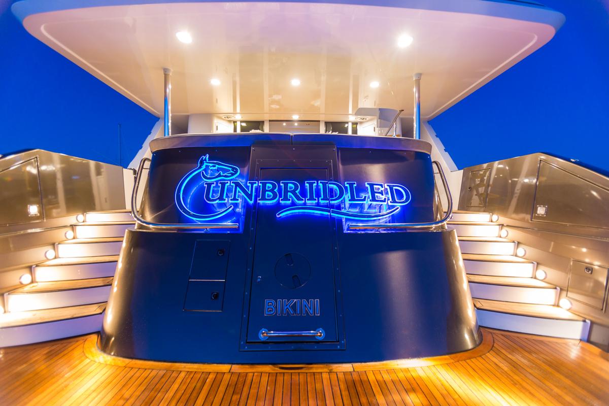 Motor yacht UNBRIDLED - 037