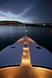 Motor yacht VERA -  Bow