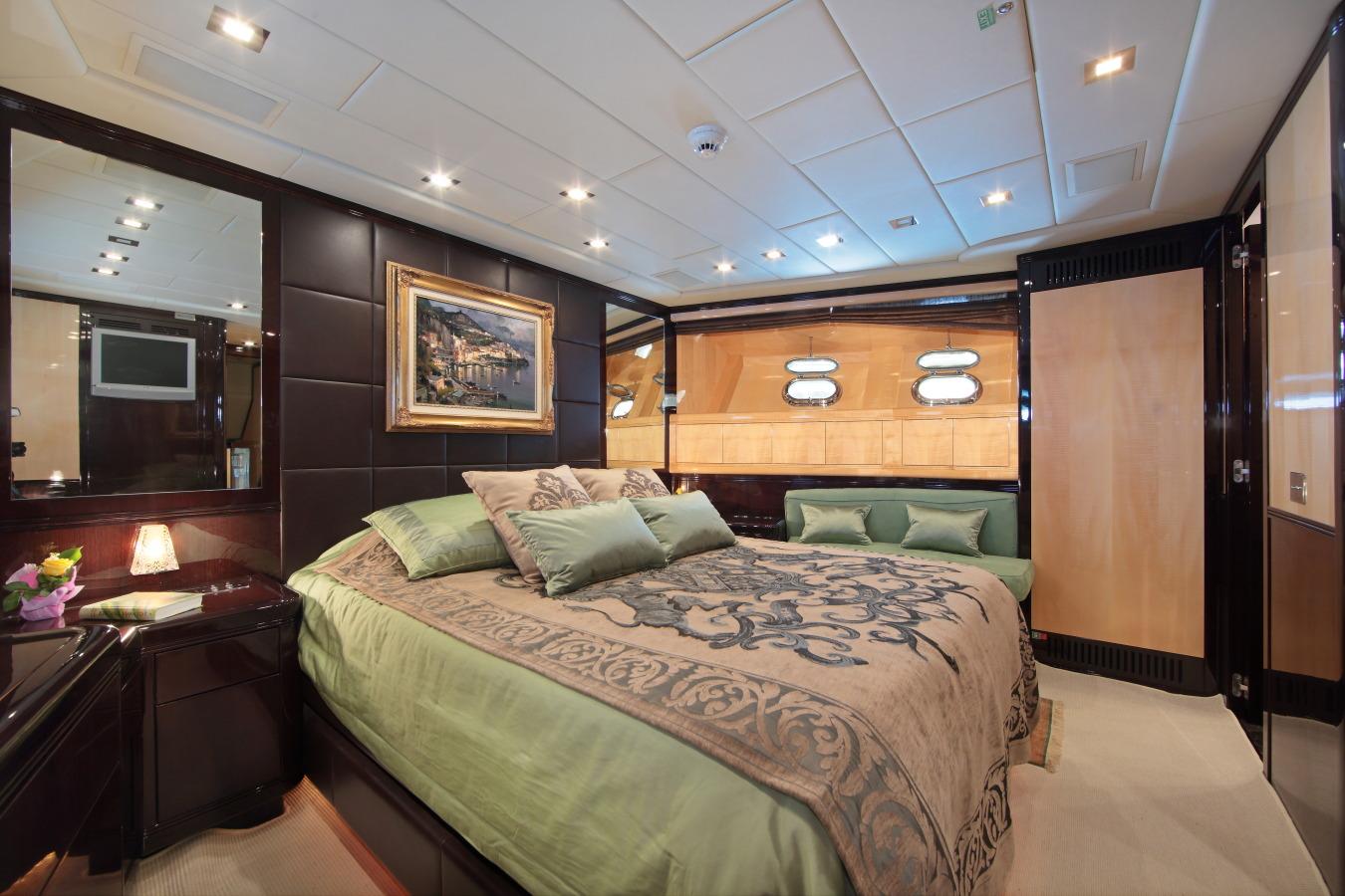 Motor yacht VERA - VIP Cabin