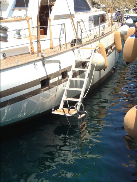 My Lotty yacht - Bath Platform