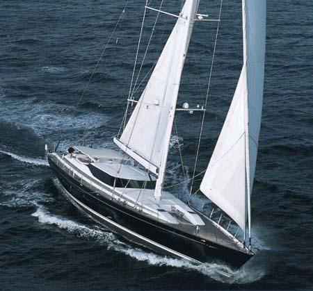 NASHIRA - Sailing