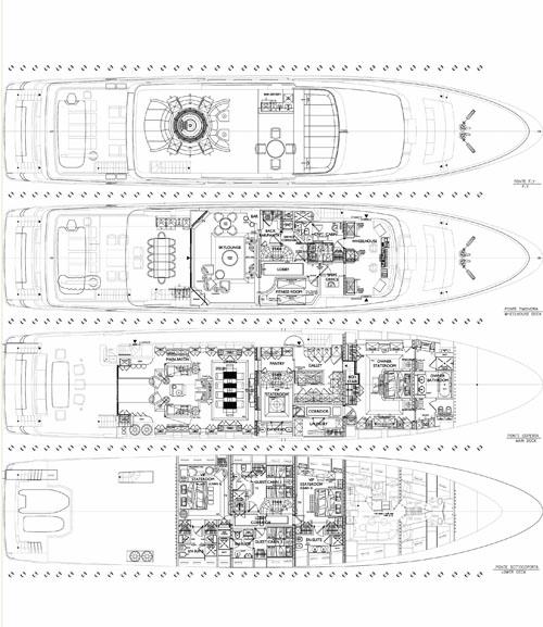 NATORI -  Layout Plans