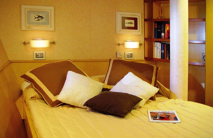 NAVE BARBARA -  Guest Cabin