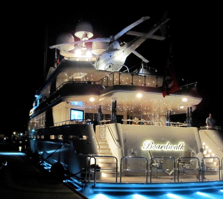 Yacht BOARDWALK, Westport Yachts