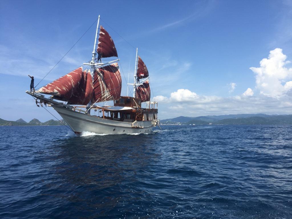 Nyaman - Sailing