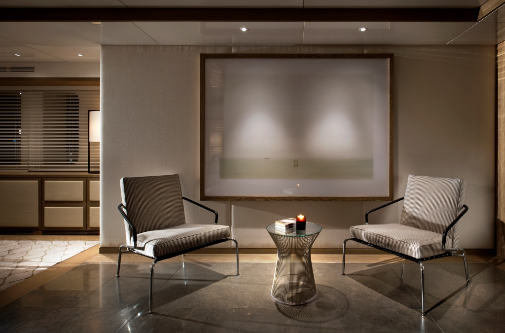 ORIENT STAR - Salon seating