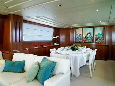 OURANOS -  Dining