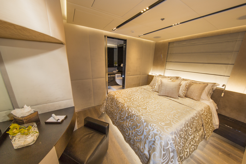 OURANOS - DOUBLE STATEROOM