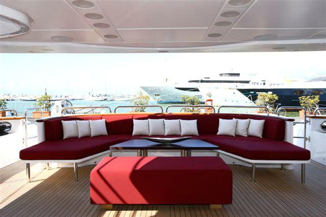 Ocean Dream -  Aft Deck
