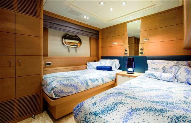 Ocean Dream -  Twin Cabin