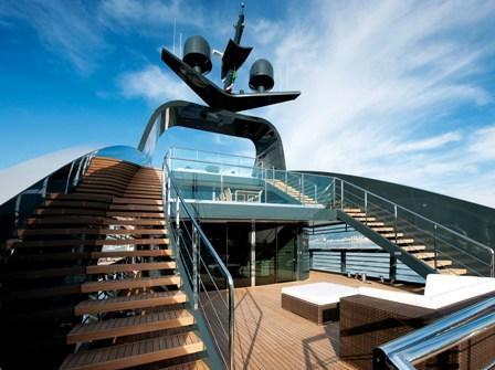 Ocean Sapphire - Upper deck exterior 2