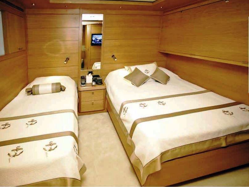 PANFELISS Motor Yacht -   Twin Cabin