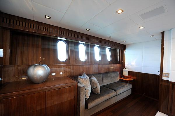 PHOENICIAN -  Master Cabin Sofa