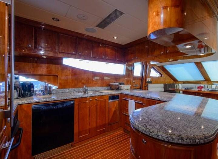 PRIMETIME Country Kitchen – Luxury Yacht Browser | by CHARTERWORLD ...