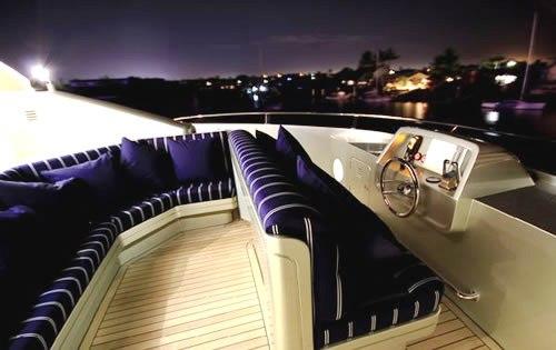 PRINCESS ILUKA -  Top deck