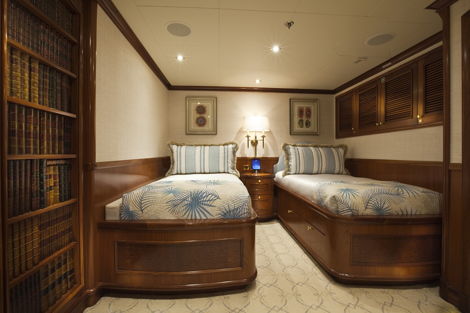 Penny Mae - twin guest suite